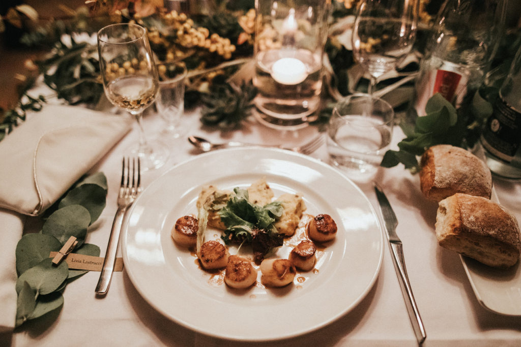 Autumn Weddings at Manor By The Lake Winter feast 7