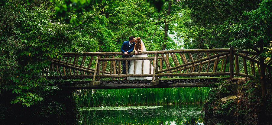 Photographic moments on the Bride at Manor By The Lake