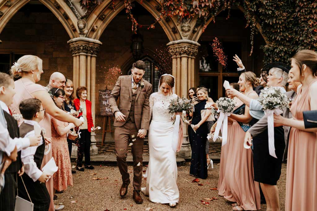 Autumn Weddings at Manor By The Lake real wedding 3