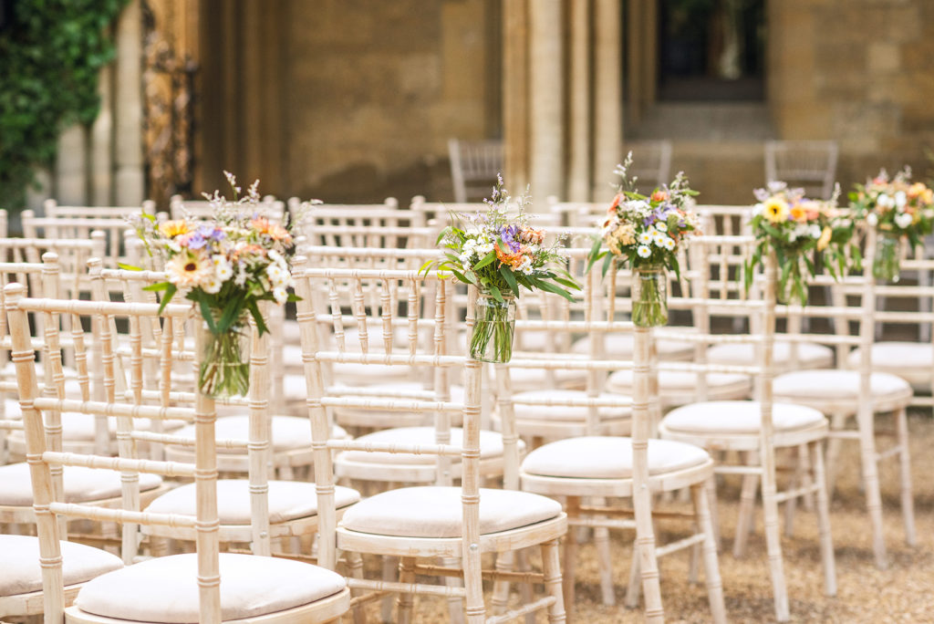 Summer Weddings at Manor By The Lake Ceremony manor arches 4